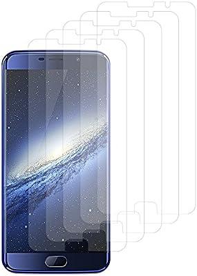 5x Protector de pantalla para Elephone S7 4 G LTE 5.5