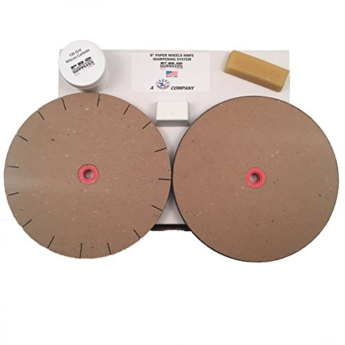 Paper Wheels Sharpening System - 8