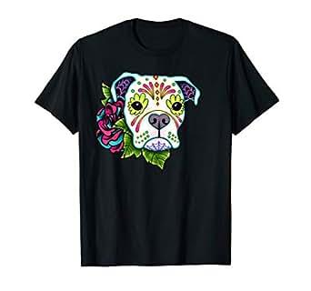 Amazon.com: Boxer en color blanco – Día de los muertos de ...