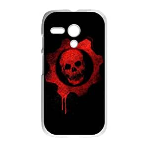 Motorola Moto G Phone Case White Gears of War BWI1854271