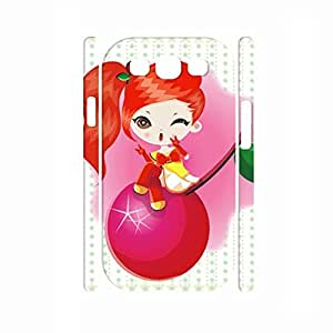 Fantastic Kawaii Vegetable Pattern Hard Skin Case Cover for Samsung Galaxy S3 I9300 Case