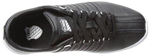 K-SWISS Womens The Classic Lite Fashion Sneaker Black 1DzvRp