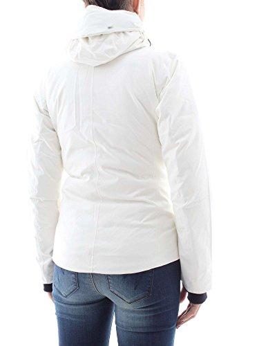 K way Femme Blanc Manteaux K005dz0 w1wZgxqFO