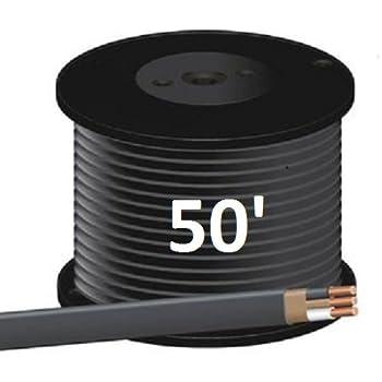 8/2 NM-B (Non-Metallic) ROMEX Simpull (50\'): Amazon.com: Industrial ...