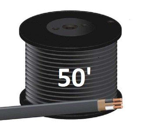 8/2 NM-B (Non-Metallic) ROMEX Simpull (50')