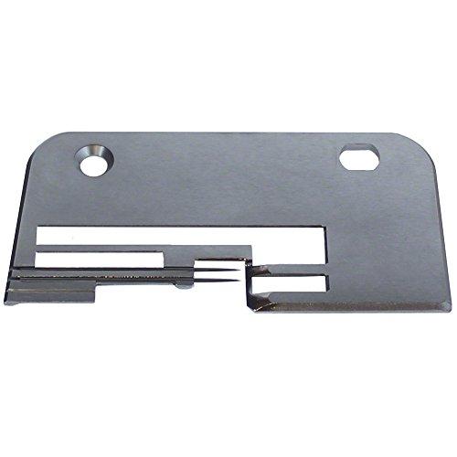 634d Serger - HONEYSEW Needle Plate 4 Thread 788601007/788601000 for JANOME SERGER 204D, 504D, 634D, 644D Machine