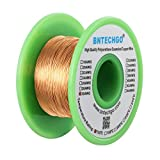 BNTECHGO 30 AWG Magnet Wire - Enameled Copper
