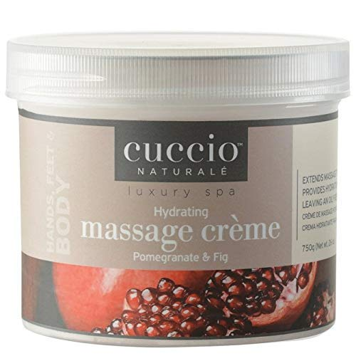 (Cuccio Massage Cream, Pomegranate and Fig, 26 Ounce)