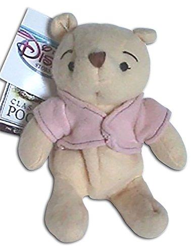 Disney Store Plush Classic Winnie the Pooh Bean Bag