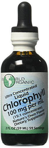 Ultra Concentrated Liquid Chlorophyll Ounces