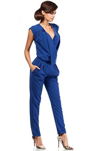 Moe Salopette Donna Blu Moe Salopette Blu Donna twqx7XnH45