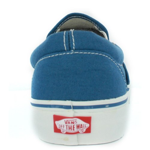 Vans Slip Baskets on Mixte navy Classic Bleu Adulte Basses 6H6qAx