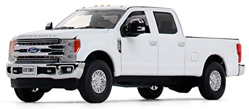 First Gear 1/50 Scale Diecast Collectible Oxford White Ford F-250 Super Duty Pickup (50-3420)