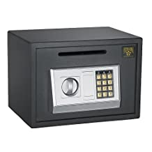 Paragon Lock and Safe Digital Depository Safe/Cash Drop Safes Heavy Duty Secure