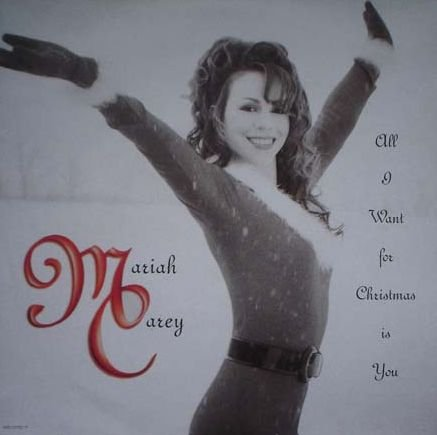 All I Want For Christmas Is You (Rare Vinyl) (Time Christmas Ireland At)