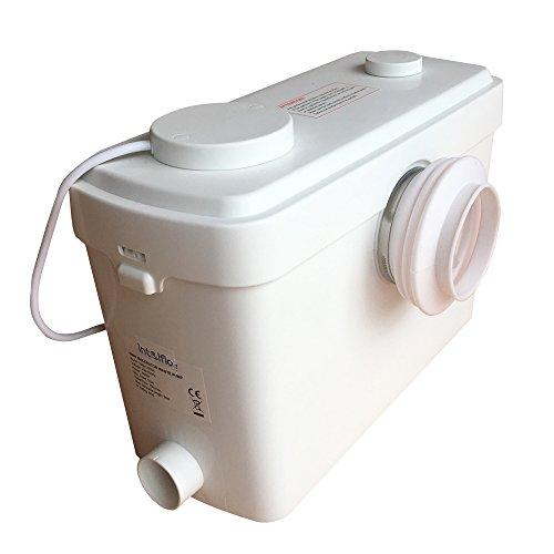 Toilet Macerating Pump,Waste Water Disposal Pump AC110V 600W High Power Toilet Macerating Pump,Macerator ()