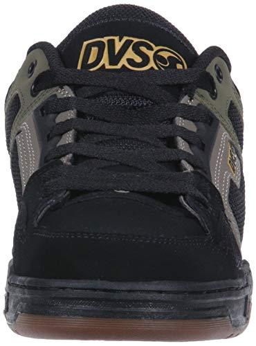 Chaussures Black Comanche Burnt Roulettes Hommes Planche Pour Brindle Dvs De Olive rgOvIxqr