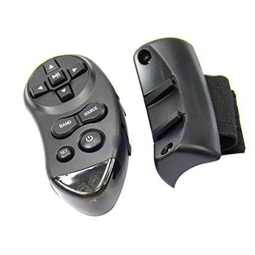 Fenta Useful Universal Car Audio & Video Steering Wheel Mount Remote Control