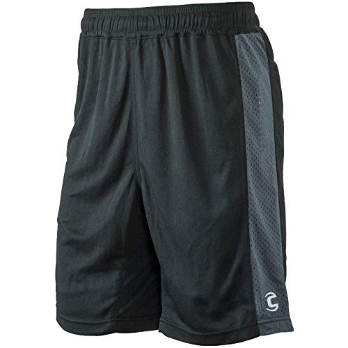 Cannondale Men's Fitness Baggy Shorts, Black, ()