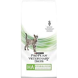 Purina Pro Plan Veterinary Diets HA HA Hypoallergenic Dry Food - (1) 4 lb. Bag