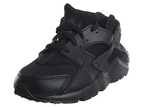 28bbd4f5bba Nike 704949-016  Kids  Nike Huarache Run Black Black Black PS Sneakers (3 M  US Little Kid)