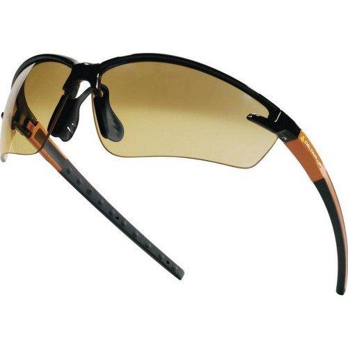9ef170122c Delta plus - Gafas de protección lentes de policarbonato modelo Fuji:  Amazon.es: Ropa y accesorios