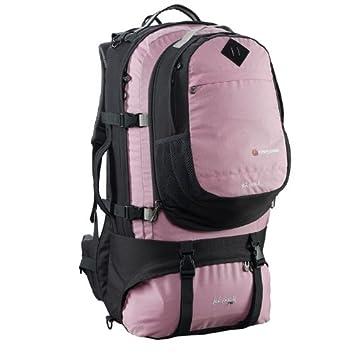 Amazon.com : Caribee Jet 65L Travel Pack, Pink : Sports & Outdoors