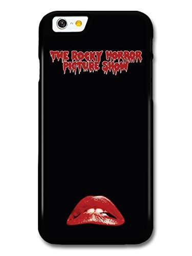 AMAF © Accessories The Rocky Horror Picture Show Movie Poster Red Biting Lips case for iPhone 6