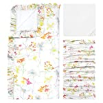 Trend-Lab-Wildflowers-3-Piece-Crib-BeddingNursery-Set