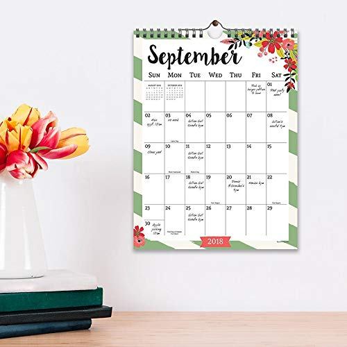Calendars TF Publishing Multi-Colored Floral