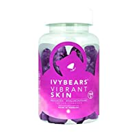 IvyBears Vitamins Vibrant Skin, Collagen & Hyaluronic Acid