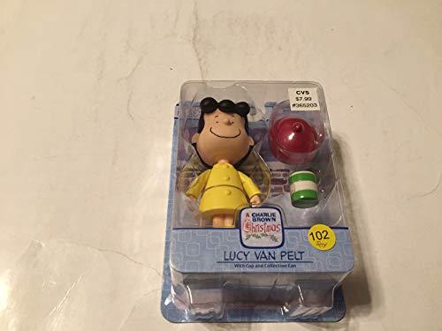 PEANUT S Lucy Van PELT Christmas Ornament A Charlie Brown Christmas (Lucy Van Pelt Figurines)