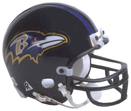 Baltimore Ravens Riddell Mini Helmet ()