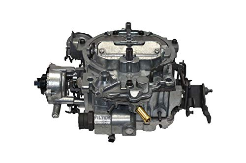 - A-Team Performance 1904R Remanufactured Rochester Quadrajet Carburetor 4MV Compatible with GM Chevrolet Chevy 1980-1989 Electric Choke Carb