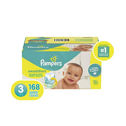 Top 10 Pampers Swaddlers Size 3 Nature