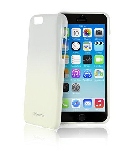 "XtremeMac Microshield Fade iPhone 6 Plus Case (Fits 5.5"") (IPP-MF6P-03 White/Grey)"