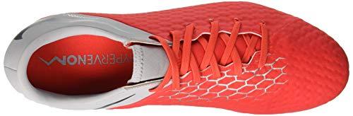 De Nike Zapatillas Crimson Grey Multicolor mtlc wolf 3 Academy Para lt Fútbol 600 Fg Dark Hypervenom Hombre Grey pCXwrxnqpI