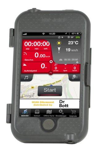 Ten-97 Tigra Bike Mount per iPhone 3G 3Gs 4 4s