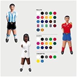 RS Barcelona – Futbolín RS3 Wood: Amazon.es: Hogar