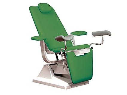 Euroclinic Vancouver GYNEX Gynäkologische Stuhl, Grün