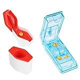 Flexzion Pill Splitter/Tablet Cutter and Crusher