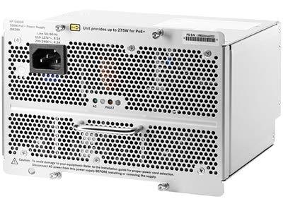 HEWLETT PACKARD HPE 5400R 700W PoE+ zl2 Power Supply from Hewlett-Packard