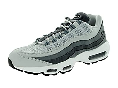 Nike Men's Air Max '95 Neutral Grey/Black/Cool Grey Running Shoe 12 Men US