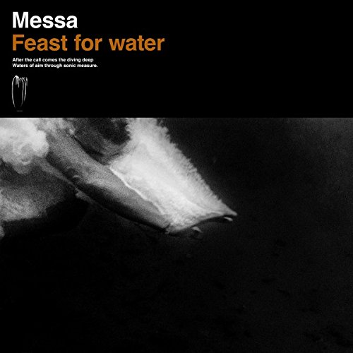 CD : The Mess - Feast For Water (CD)