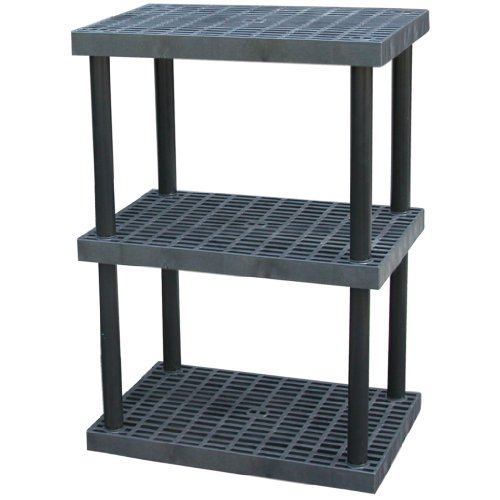DuraShelf® 36 24 3-Shelf System - Dura Shelf Shelving
