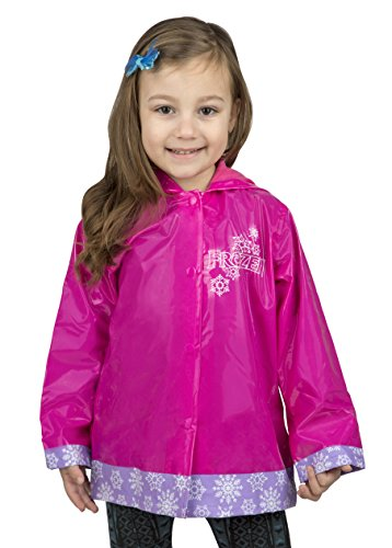 Disney Frozen Girls Rain Coat - Toddler (4T)