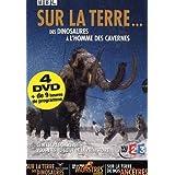 Sur la terre des dinosaures à l'homme des cavernes - Coffret 4 DVD