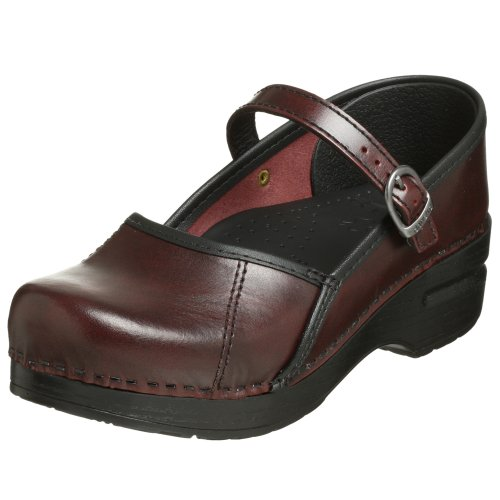 Dansko Women's Marcelle Dress Pump, Cordovan Cabrio, 39 EU/8.5-9 M US ()