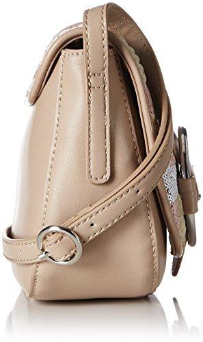 Tamaris Gwen Sand bandoulière Comb Saddle Beige Sac Bag Femme rrxaqdZP