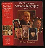 Dictionary of National Biography 9780198652076